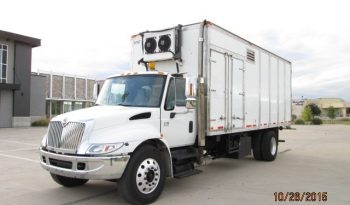 2006 International 4300 Shred-Tech MDS-25GT full