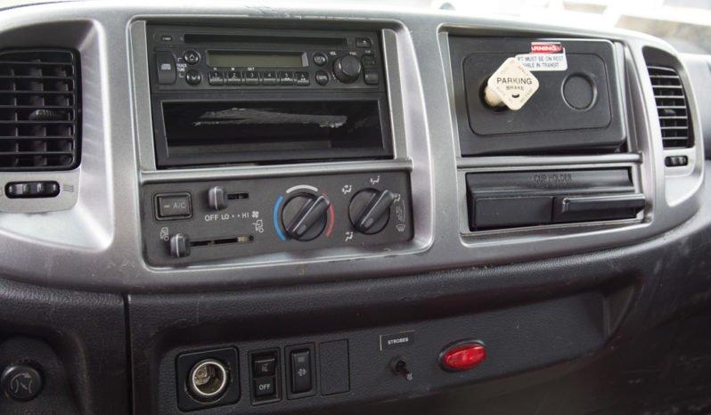 2011 Hino 338 Shredfast SL-100 full