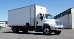 2008 International 4400 Shred-Tech MDS-35GT