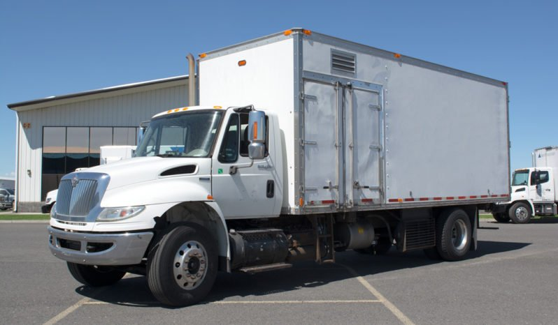 2008 International 4400 Shred-Tech MDS-35GT full