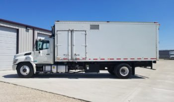 2011 Hino 338 Shred-Tech MDS-25GT full