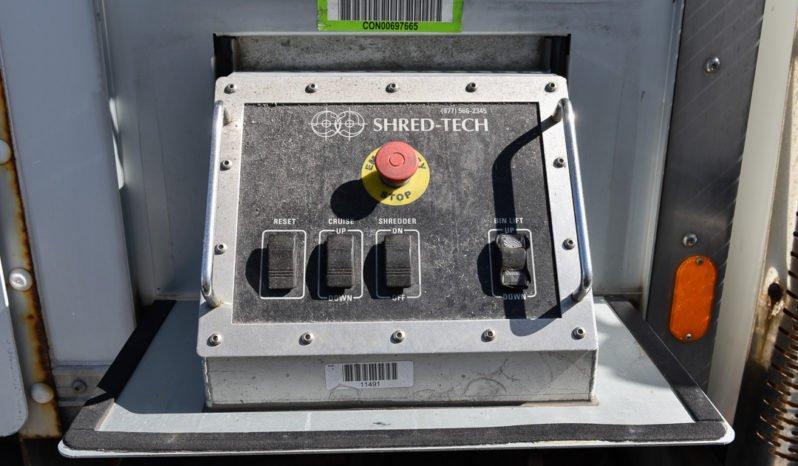 2008 International 4300 Shred-Tech 25GT full