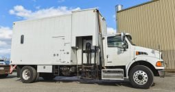 2008 Sterling Acterra Shredfast SF300 Shred Truck